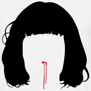 Pulp Fiction mia wallace nose pf04 Shirt weiss - Männer T-Shirt