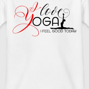 YOGA - 816 - 16 T-Shirts - Teenager T-Shirt