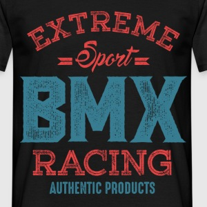 BMX Racing m1c - Men's T-Shirt