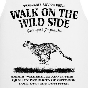 Walk on the wild side - Gepard Schürzen - Kochschürze