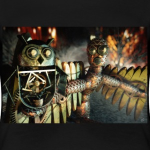 The Eyes Of The Beholden - Women's Premium T-Shirt