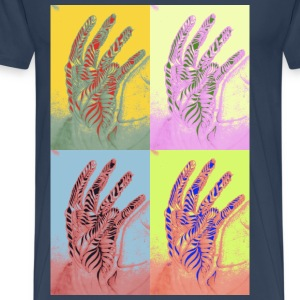 Reach to your heart T-Shirts - Men's Premium T-Shirt