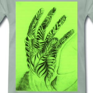 Reach to your heart - Men's Premium T-Shirt