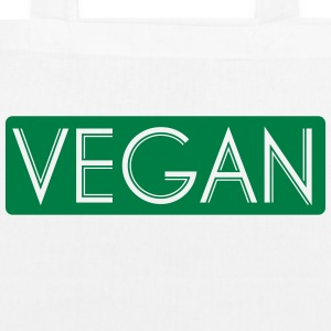 SIMPLY - VEGAN! Bags & Backpacks - EarthPositive Tote Bag