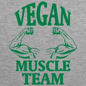 MUSCLE FROM NATURAL VEGAN GROWING! Sports wear - Men's Premium Tank Top