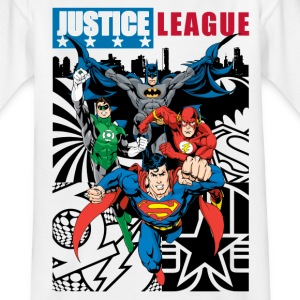 Justice League Comic Cover - T-shirt Ado