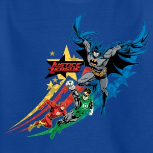 Justice League Power Stars - T-shirt Ado