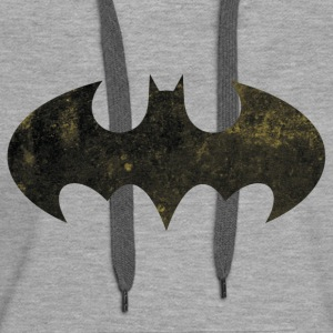 Justice League Batman Logo - Sweat-shirt à capuche Premium pour femmes