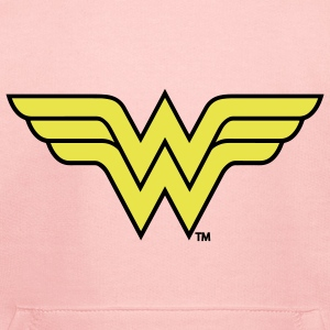 Justice League Wonder Woman Logo - Kinderen trui Premium met capuchon