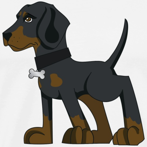 Dobermann black