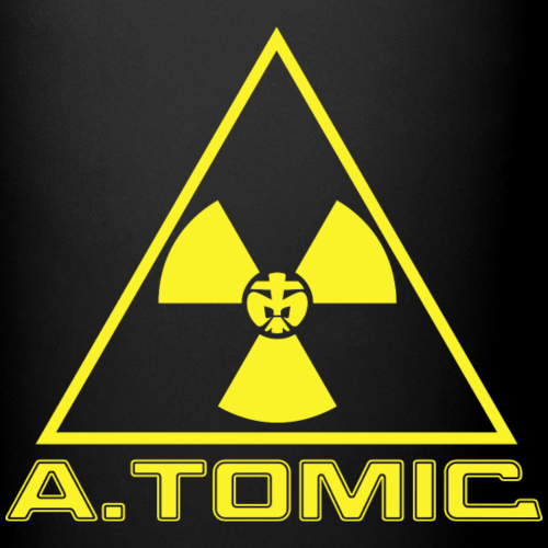 Atomic T-Shirt Logo big