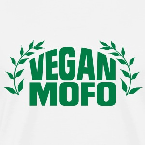 I'M A VEGAN MOTHERFUCKER! T-Shirts - Men's Premium T-Shirt