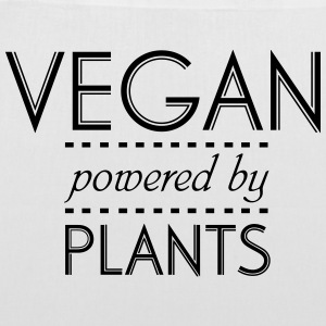 VEGAN powered by Nature Tassen & rugzakken - Tas van stof