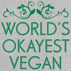 VERDEN OKAYSTE VEGANERE! Baby T-shirts - Baby T-shirt