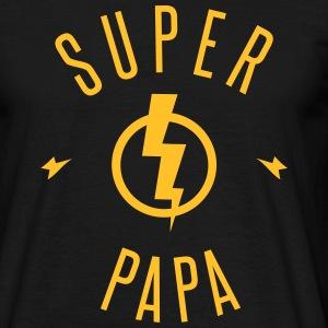tee shirts superpapa spreadshirt. Black Bedroom Furniture Sets. Home Design Ideas
