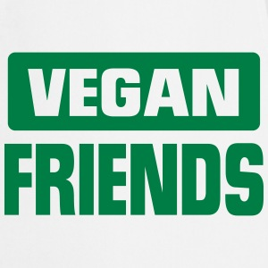 VEGAN FRIEND!  Aprons - Cooking Apron