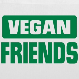 VEGAN FRIEND! Bags & Backpacks - Tote Bag