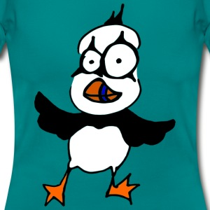 freaky puffin Tee shirts - T-shirt Femme