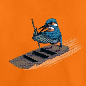 Kingfisher T-Shirts - Kinder Premium T-Shirt