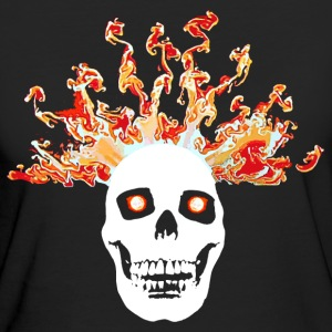 Fire - Frauen Bio-T-Shirt