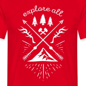 Explore all Traveling T Shirt T-Shirts - Men's T-Shirt