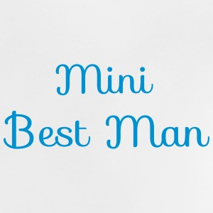 Mini best man Baby Shirts  - Baby T-Shirt