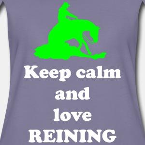 keep calm and love reinin
