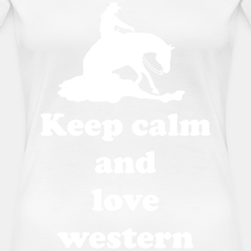 keep calm and love wester