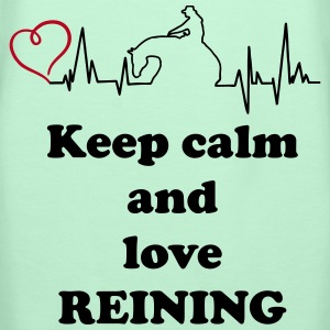 keep calm and love reinin