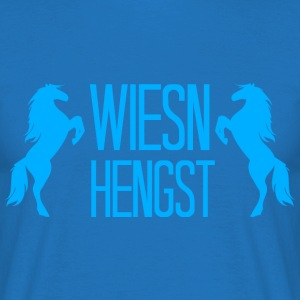 Wiesn Hengst T-Shirts - Men's T-Shirt