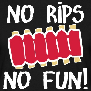 No Rips no fun T-Shirts - Männer T-Shirt