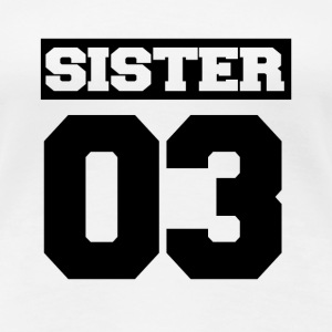 BROTHER - SISTER SHIRT - SIBLING SHIRT! T-Shirts - Women's Premium T-Shirt