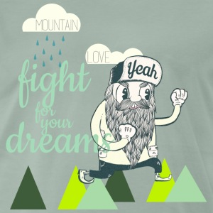 Fight for your Dreams T-Shirts - Männer Premium T-Shirt