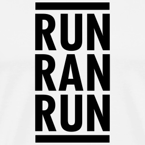 Run Ran Run T-Shirts - Men's Premium T-Shirt