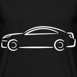 Simple Car - Männer T-Shirt