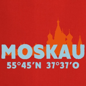 Moskau  Aprons - Cooking Apron
