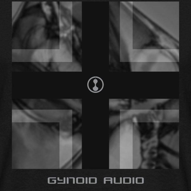 Gynoid Audio - Label T-Shirt (Cross)