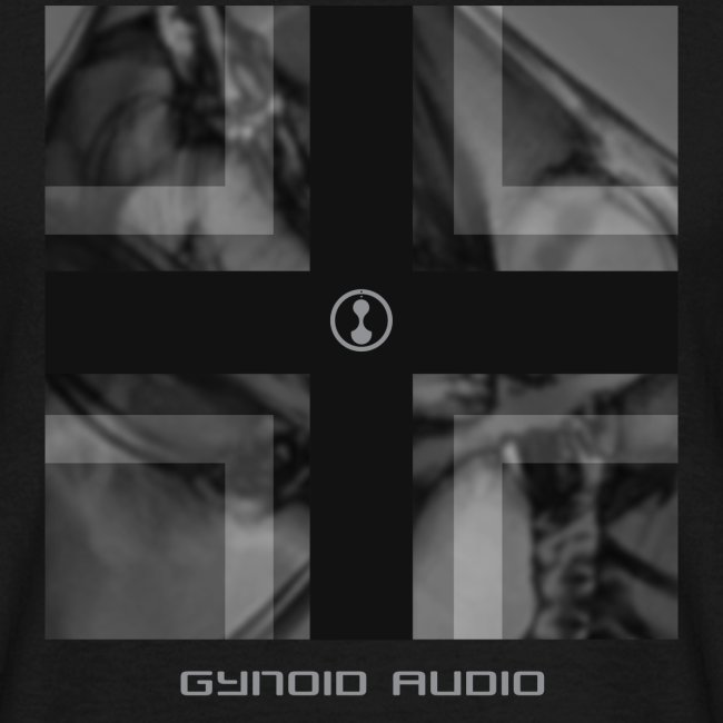 Gynoid Audio - Label T-Shirt (Cross)