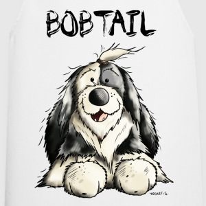 Funny Old English Sheepdog  Aprons - Cooking Apron