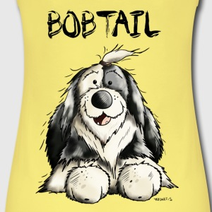 Grappige Old English Sheepdog - Bobtail Tops - Vrouwen bio tank top