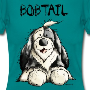 Funny Old English Sheepdog T-Shirts - Women's T-Shirt