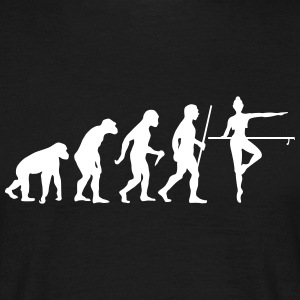 Evolution Barre T-Shirts - Männer T-Shirt