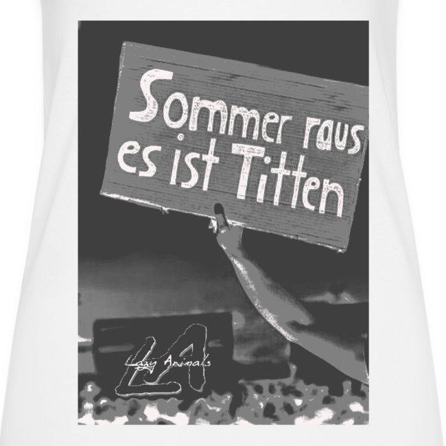 Titten Sommer Girl