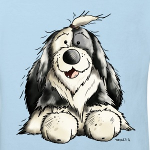 Old English Sheepdog Shirts - Kids' Organic T-shirt