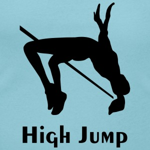 high jump - women - Women's Scoop Neck T-Shirt