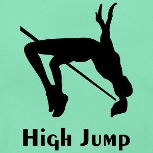 high jump - women - Women's T-Shirt