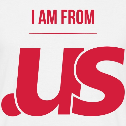 i am from .us