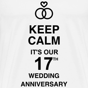 17 - Birthday Wedding - Marriage - Love T-Shirts - Men's Premium T-Shirt