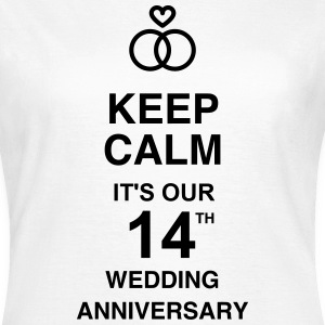 14 - Birthday Wedding - Marriage - Love T-shirts - T-shirt dam