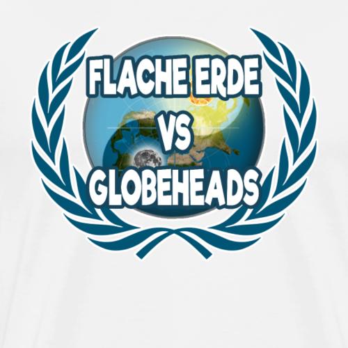 Flache erde vs globeheads